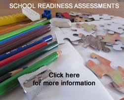 School readiness assessments